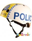 Casco Kiddimoto police