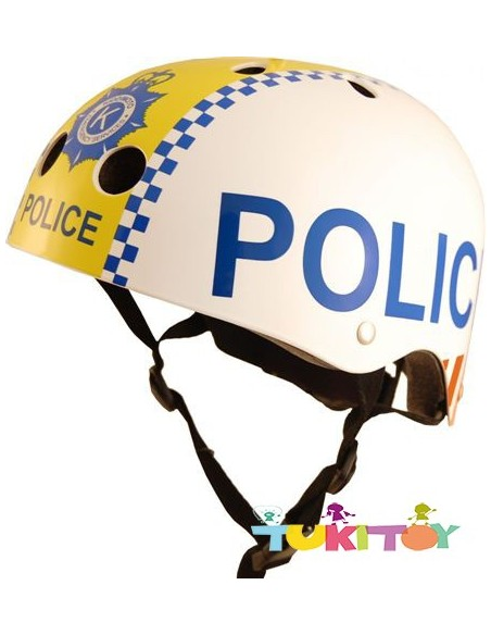Casco police - Kiddimoto